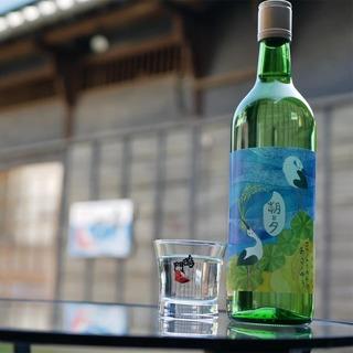 �@鳴門鯛 特別純米 コウノトリの酒 朝と夕(イメージ.jpg